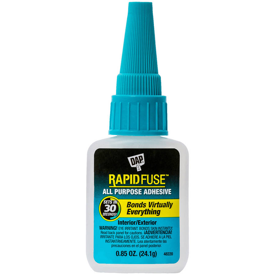 DAP RapidFuse All-Purpose Adhesive