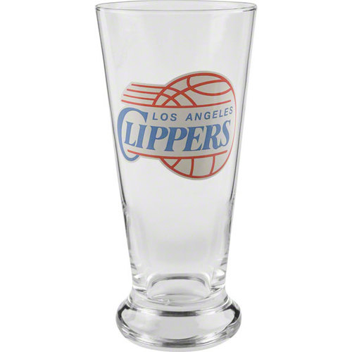 NBA - Los Angeles Clippers Logo 16 oz Logo Pilsner Glass
