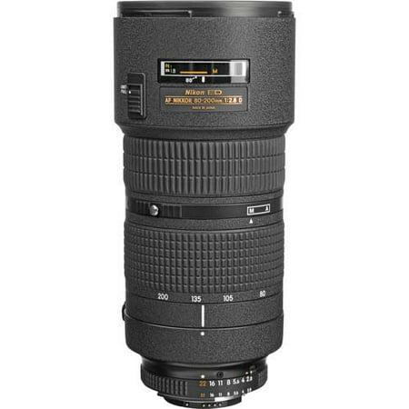 Nikon AF FX NIKKOR 80-200mm f/2.8D ED Zoom Lens with Auto Focus for Nikon DSLR