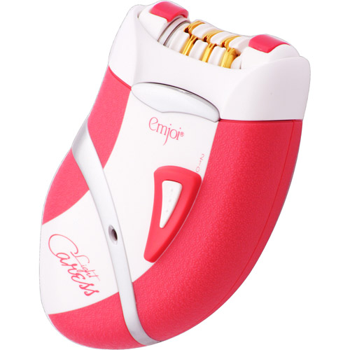 Emjoi Light Caress Rechargeable Epilator, AP-10-LR