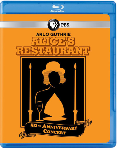 Alice's Restaurant 50Th Anniversary Concert (Blu-ray) by
