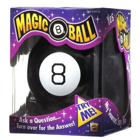 Magic 8 Ball - Walmart.com c2957270d