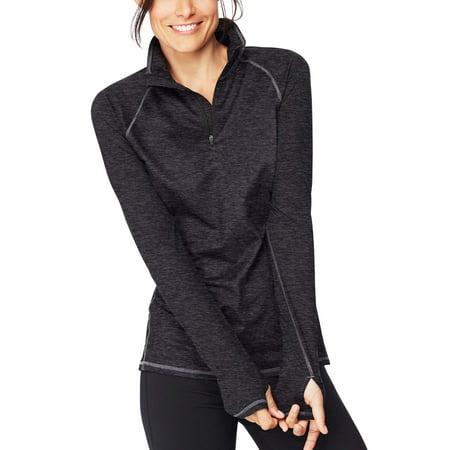 Sport Women's Performance Fleece Quarter Zip Pullover