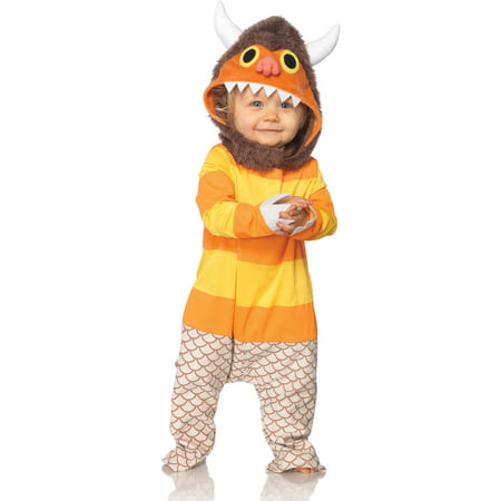 Leg Avenue Baby Where the Wild Things Are Carol - Costumes Thing 1 And Thing 2
