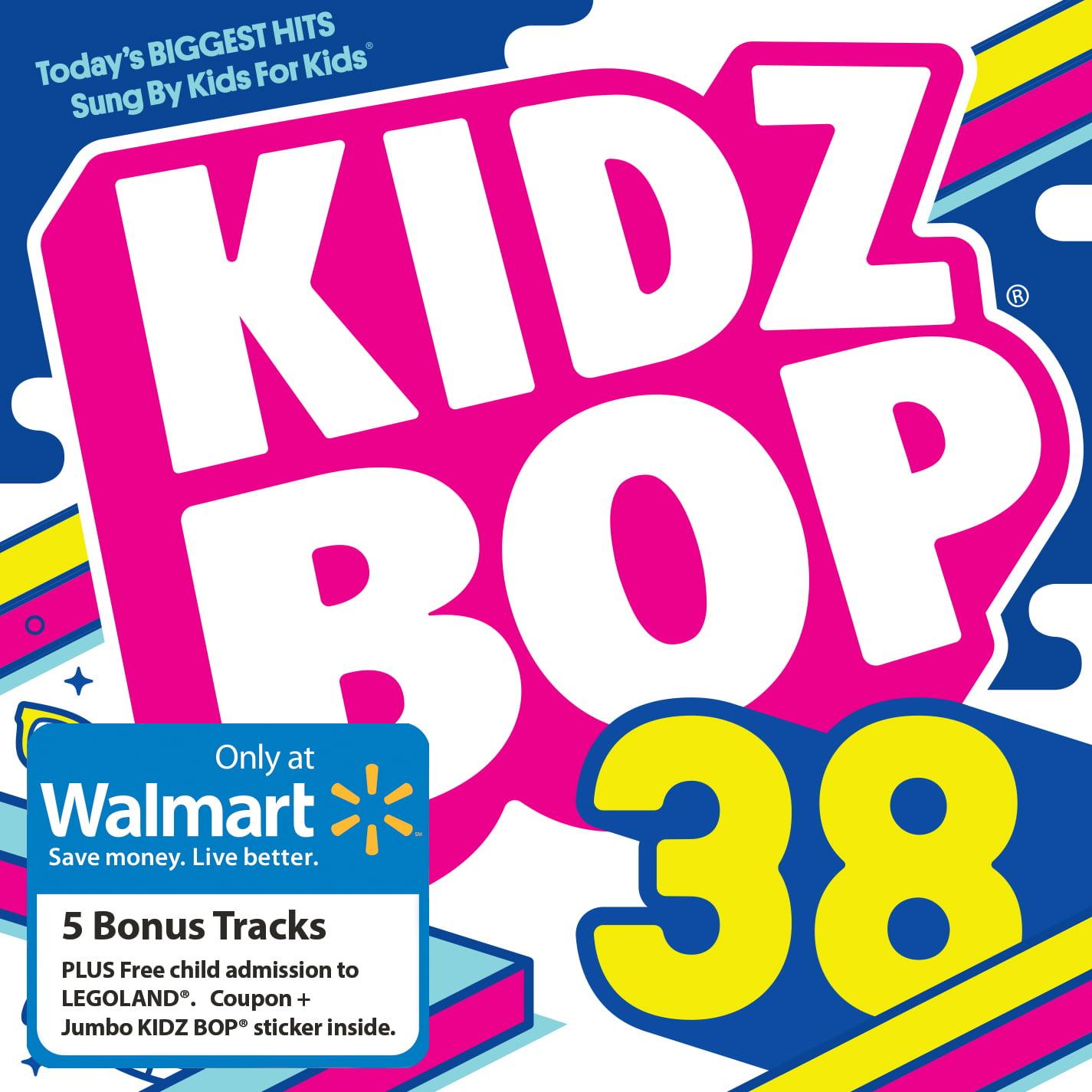 KIDZ Bop 38 (Walmart Exclusive) (CD) - Walmart.com