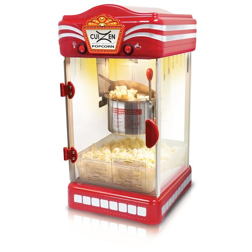 Cuizen Tabletop Popcorn Maker