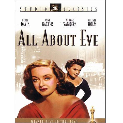 All About Eve [DVD]