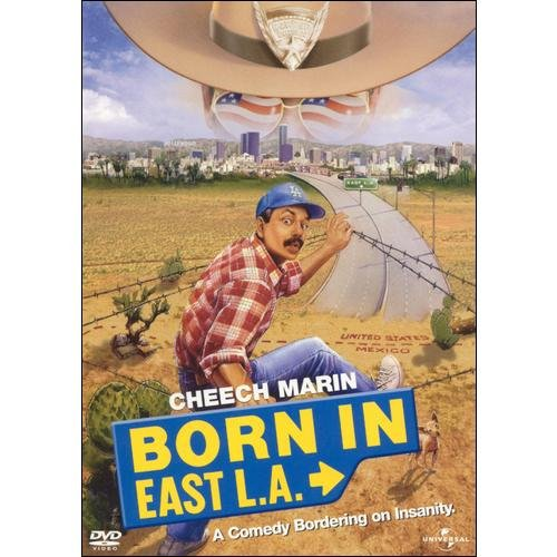 Born In East L.A. (Full Frame, Widescreen)