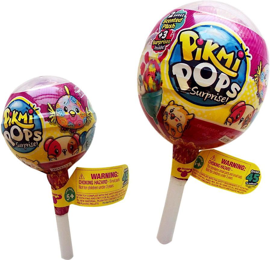 Pikmi Pops Surprise! Series 1 Small & Medium Bundle of 2 Mystery Packs