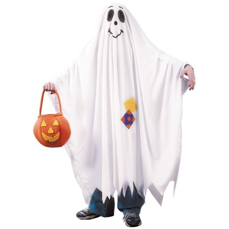 Teacher Friendly Halloween Costumes (Fun World Friendly Ghost Child Costume)