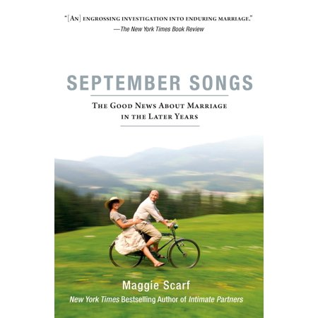 Good Halloween Songs (September Songs : The Good News About Marriage in the Later)