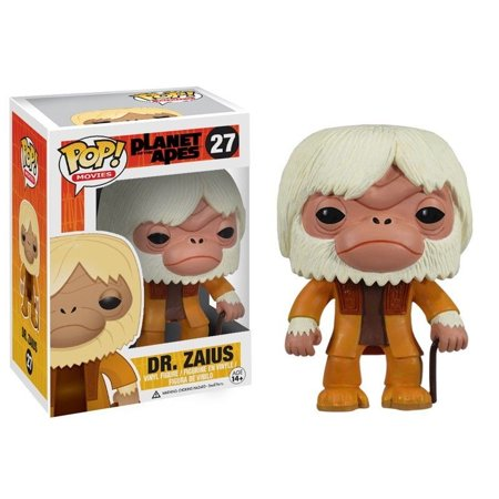 Planet of the Apes Funko POP! Movies Dr. Zaius Vinyl Figure