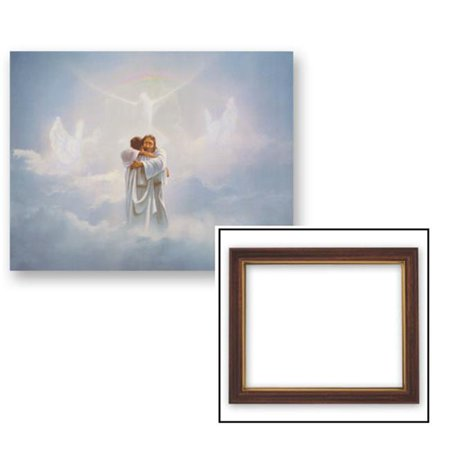 CB Catholic 81-668 Impression encadr-e - 12.5 Homecoming - image 1 de 1