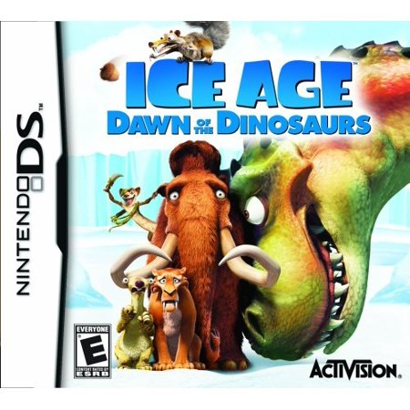 Ice Age: Dawn of the Dinosaurs (DS)