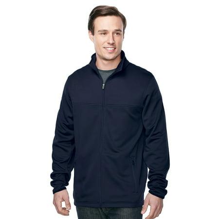 Gore Tex Performance Jacket - Tri-Mountain Men's Lightweight Performance Fleece Jacket