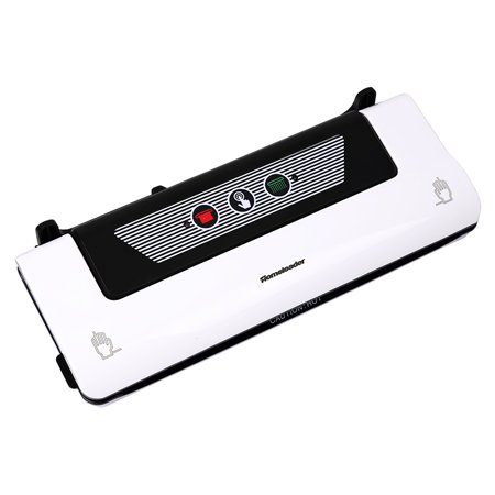 Vacuum Sealer System, Automatic Vacuum Air Sealing System Food Saver Vacuum Packing Machine with Starter Bag/Roll Kit