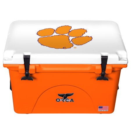 Clemson Tigers ORCA 40-Quart Cooler - No Size