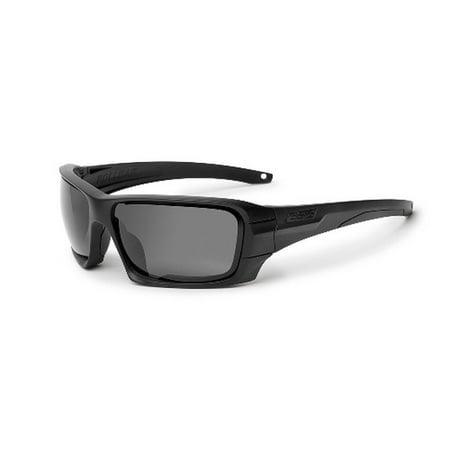 ESS Eyewear EE9018-03 Rollbar Sunglasses Black Frame/Silver -