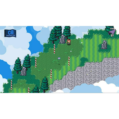 Golf Story, Nintendo Switch, [Digital (Stitch Golf)