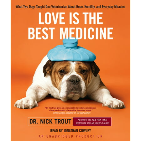 Love Is the Best Medicine - Audiobook