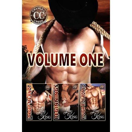 Crawley Creek Ranch Bundle 1 - eBook