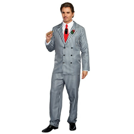 Costume For Family Of 3 (Mens Mr. Fright Costume)