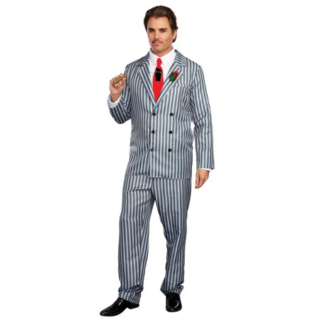 Family Of 3 Halloween Costumes 2019 (Mens Mr. Fright Costume)