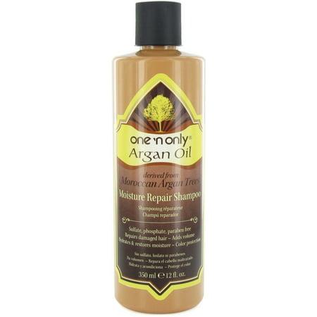 One N Only Argan Oil Moisture Repair Shampoo, 12