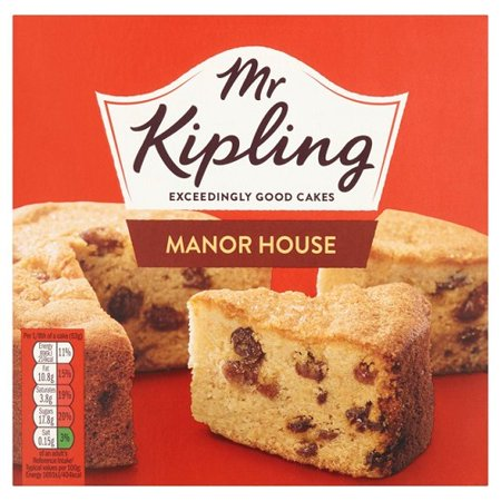 House Cake - Mr Kipling Manor House Cake