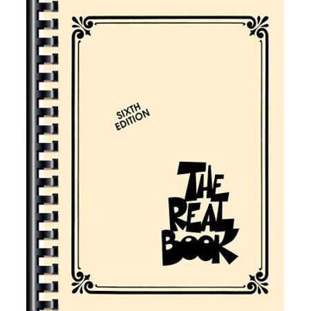Real Books (Hal Leonard): The Real Book - Volume I - Sixth Edition (Call Of Cthulhu 6th Edition Character Sheet)
