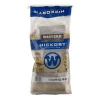 Western Premium BBQ Products Hickory BBQ Mini Logs, 1.5 cu ft