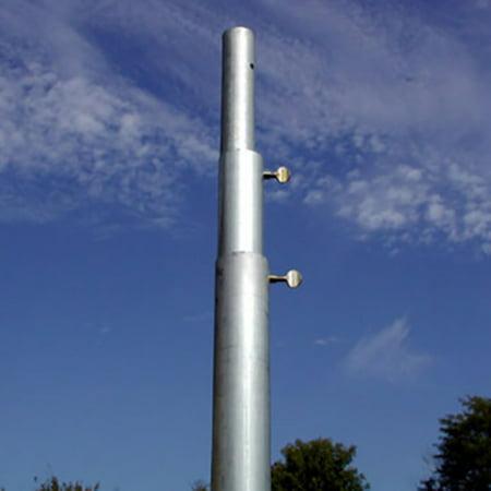 Martin House Pole - Birds Choice Heavy Duty 3-Section Telescoping Pole