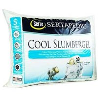 Sertapedic Cool Slumber Gel Pillow