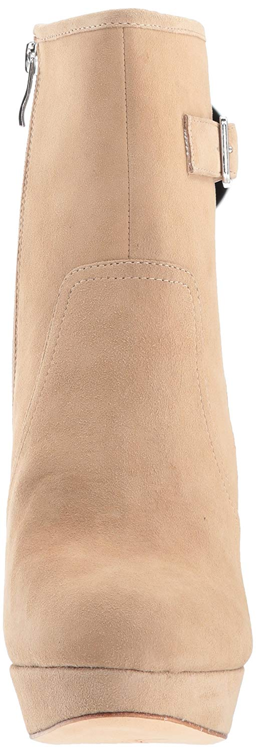Nicole Miller Womens Barletta-NM Fashion Boot