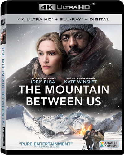 The Mountain Between Us (4K Ultra HD)