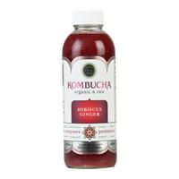 GT's Organic Kombucha Hibiscus Ginger