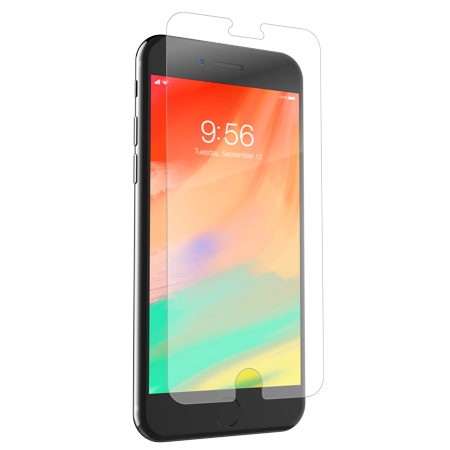 ZAGG InvisibleShield Hybrid Screen Protector for iPhone 6/7/8 Plus