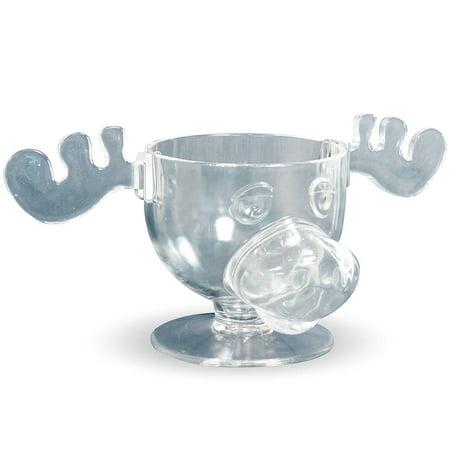 national lampoons christmas vacation glass moose punch bowl - Moose Glasses From Christmas Vacation