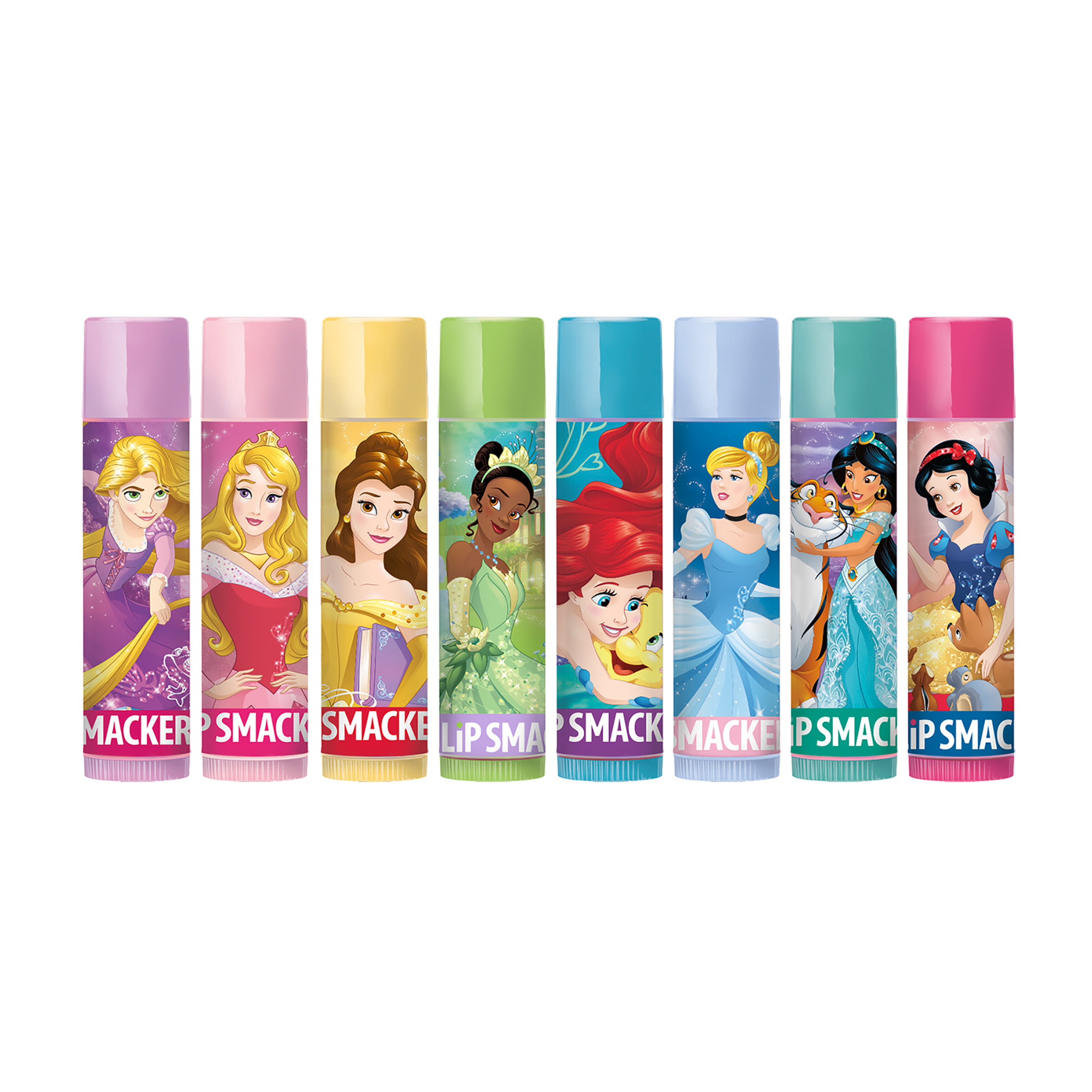 Lip Smacker Disney Princess Lip Balm Party Pack