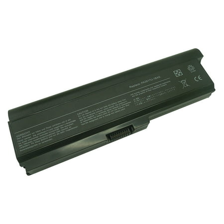 Superb Choice® 9-Cell Battery for TOSHIBA Satellite C600D L750 L700 A600 A655 A660 A660D A665 A665D - image 1 of 1