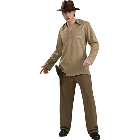 Indiana Jones Adult Costume Standard (Margarita Jones Halloween)