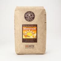The Coffee Bean & Tea Leaf Breakfast Blend Medium Roast Ground Coffee 2 lb. Bag