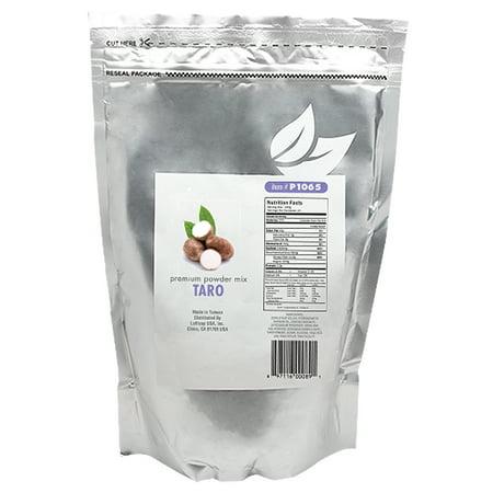 Tea Zone Taro Powder Mix for Boba Bubble Tea, Slush, Smoothies 2.2 lbs (Pack of (Tea Smoothie)