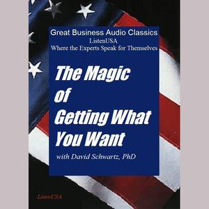 Magic Getting What You Want - Audiobook