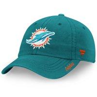 Miami Dolphins NFL Pro Line by Fanatics Branded Women's Fundamental II Adjustable Hat - Aqua - OSFA