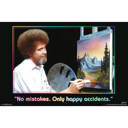 Bob Ross - Accidents