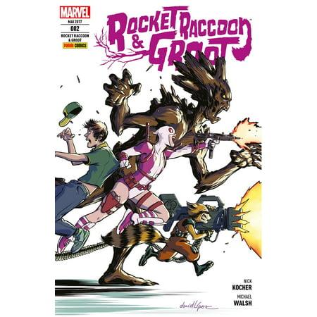 Rocket Raccoon & Groot 2 - eBook
