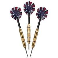 Viper Elite Brass Steel Tip Darts 24 Grams