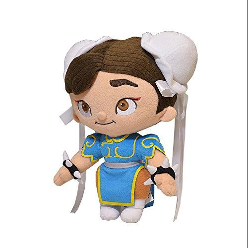 "Street Fighter Chun-Li 12"" Plush"