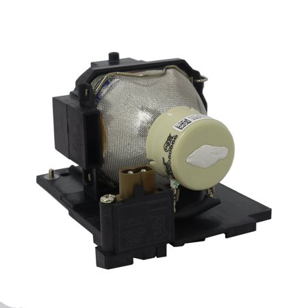Original Philips Projector Lamp Replacement with Housing for Hitachi HCP-2600X - image 2 de 5